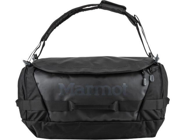 Marmot Long Hauler Duffel Mediano, negro